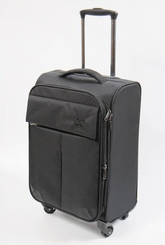 equipaje valija carry on oc sport ultraliviana soft p/cabina