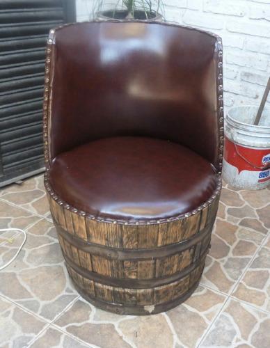 equipal sillón silla barrica o barril