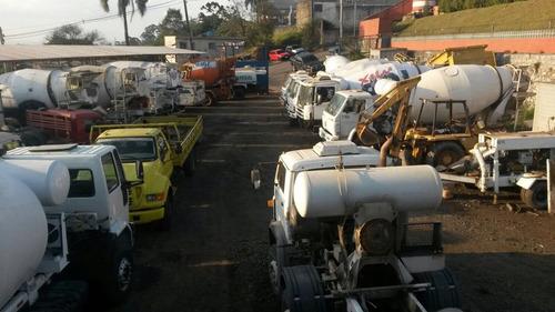 equipamento betoneiras bombas de concreto lança estacionária