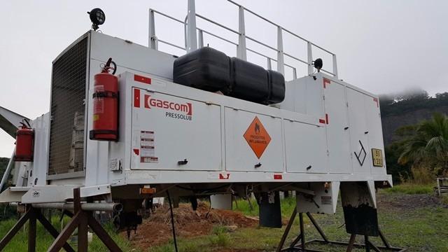 equipamento comboio gascom ano 2013