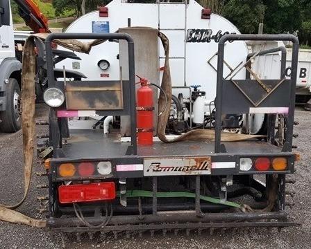 equipamento romanelli espargidor ano 2013 l ehr-600