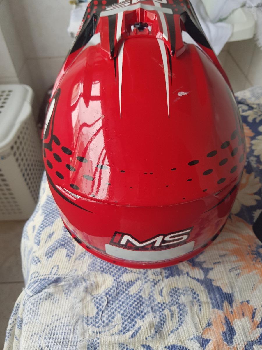 Equipamento Trilha Motocross - R  800,00 em Mercado Livre 36c32194e8