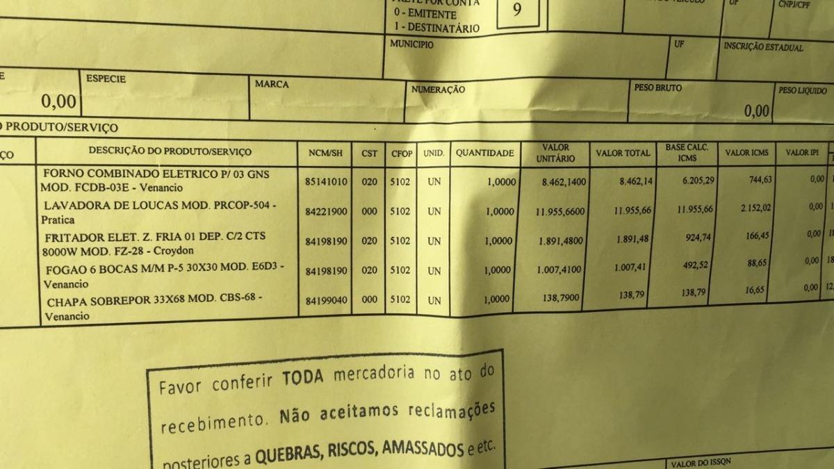 Equipamentos De Cozinha Industrial Profissional R 6 000 00 Em