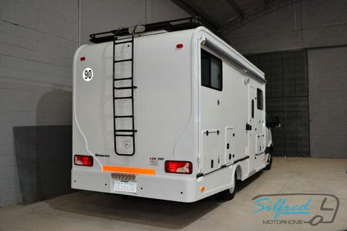 equipamiento de motorhome- chasis sprinter, iveco o transit