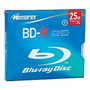 Disco Recordable Blu-ray Memorex 25gb