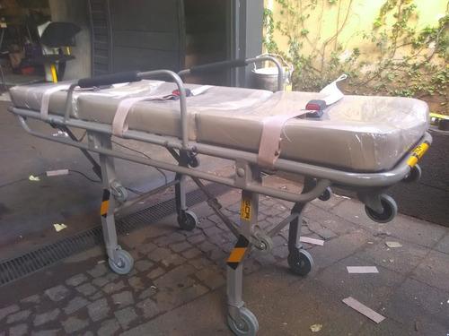 equipamiento para ambulancias.