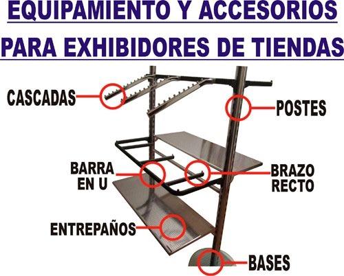 69ddfc4b5cb7 Equipamiento Y Accesorios Para Exhibidores De Tiendas - Bs. 1.000,00 ...