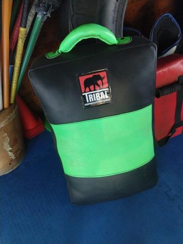 equipamientos de entrenamiento tribal + pechera de cuero