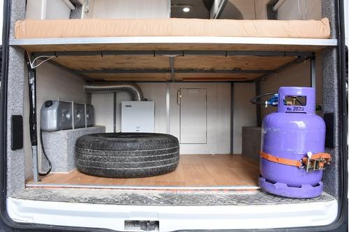 equipamientos motor home (iveco, sprinter, ducato, master)
