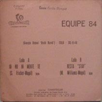 equipe 84 - 1966 - compacto
