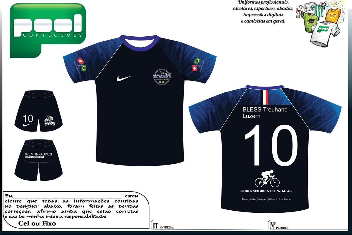 298b41d1bf equipe futebol uniforme dry-fit - 24 conjuntos. Carregando zoom.
