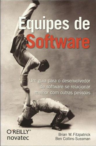 equipes de software - um guia para o desenvolvedor
