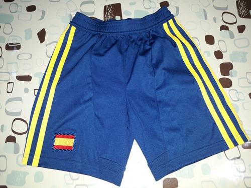 equipi de futbol seleccion española para niño