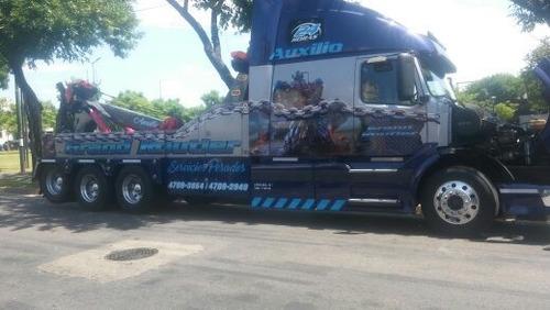 equipo a/a el  esquimal truck mercedes benz iveco camion sca