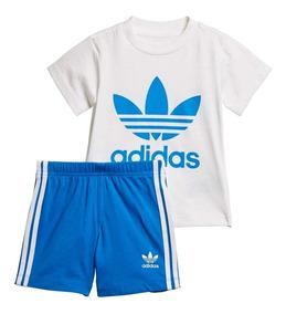 Equipo adidas Niño I Short Tee Set D96055