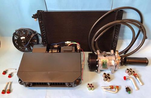 equipo aire acondicionado univ completo automotor / agricola
