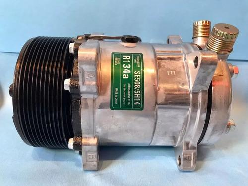 equipo aire acondicionado univ completo automotor/agricola
