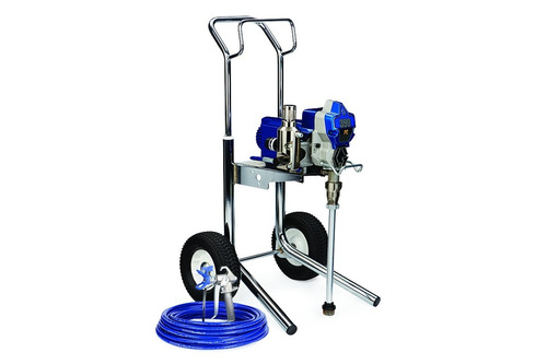 equipo airless para pintar original graco modelo 390 pc