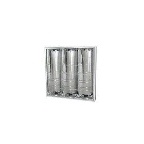Equipo Alta Eficiencia 3 X 18 Watts Para Tubo Led