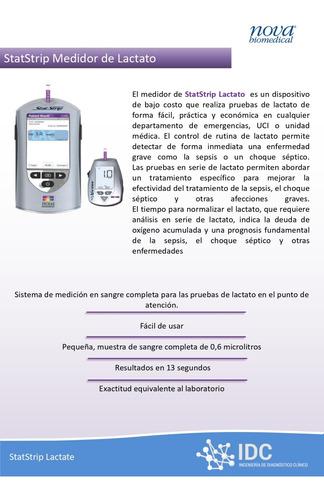 equipo analizador de creatinina cesión en uso