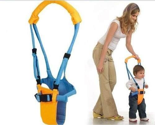 equipo-arnes para que aprenda a caminar su bebe