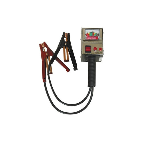 equipo asociado 6031 6 / 12v 125 amp analizador de mano alte