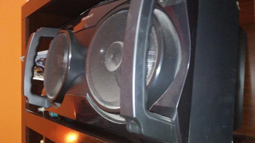equipo audio sony fst-gtk1i