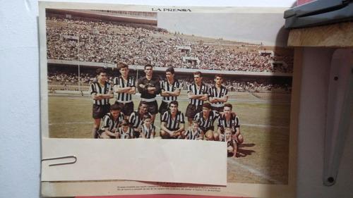 equipo brasileño botafogo poster la prensa
