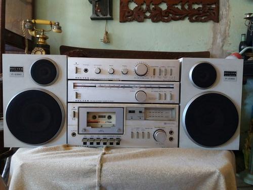 equipo clasico de sonido de modulos beltek