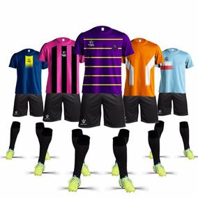 be458e7e97b0a Equipo Completo Baby Fútbol Camiseta Short Y Medias X 6