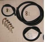 equipo de aire acondicionado automotor - universal