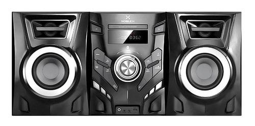 equipo de audio 500w noblex (mnx505bt)