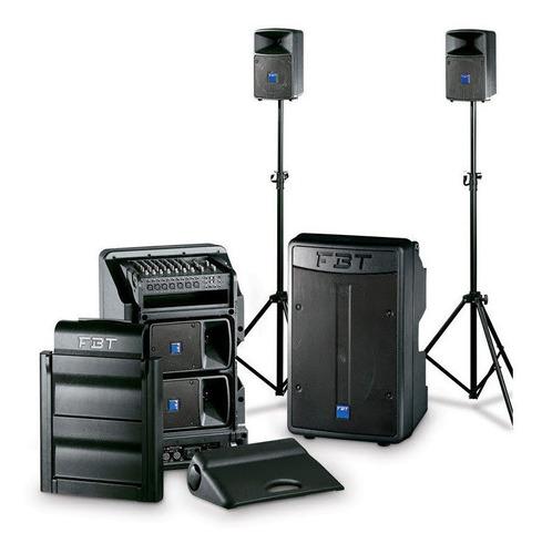 equipo de audio fbt amico