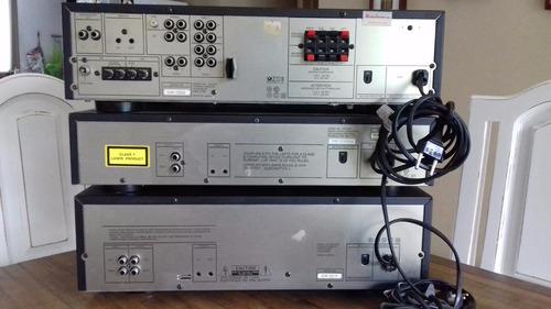 equipo de audio harman kardon