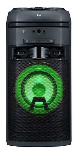equipo de audio minicomponente portátil lg ok55 diginet