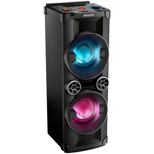 equipo de audio philips ntx401x-77 1000w rms