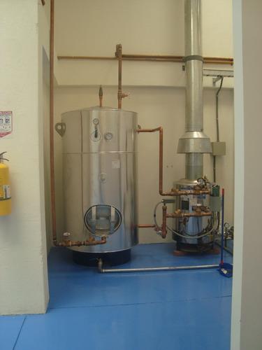 equipo de caldera para lavanderia