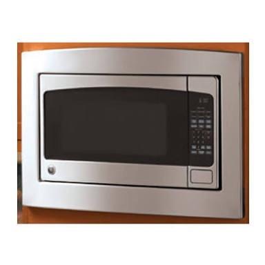 Equipo de cocina trim para microondas ge profile for Equipo manual de cocina
