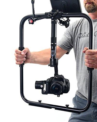 equipo de deslizamiento cardan de camara de video halo