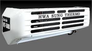 equipo de frío hwa sung thermo
