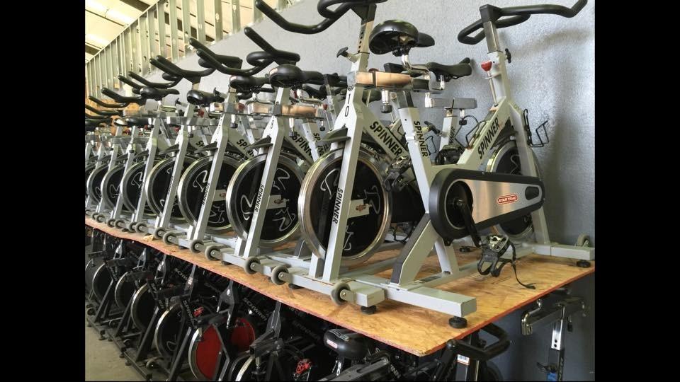 Equipo de gimnasio a la venta u s 48 en mercado - Gimnasio espana industrial ...