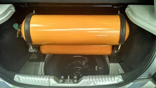 equipo de gnc gas 4ta generacion 2x30 lts