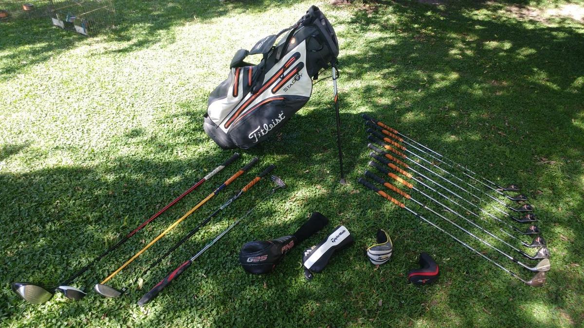 0efc4d424fc41 equipo de golf completo (en excelentes condiciones). Cargando zoom.