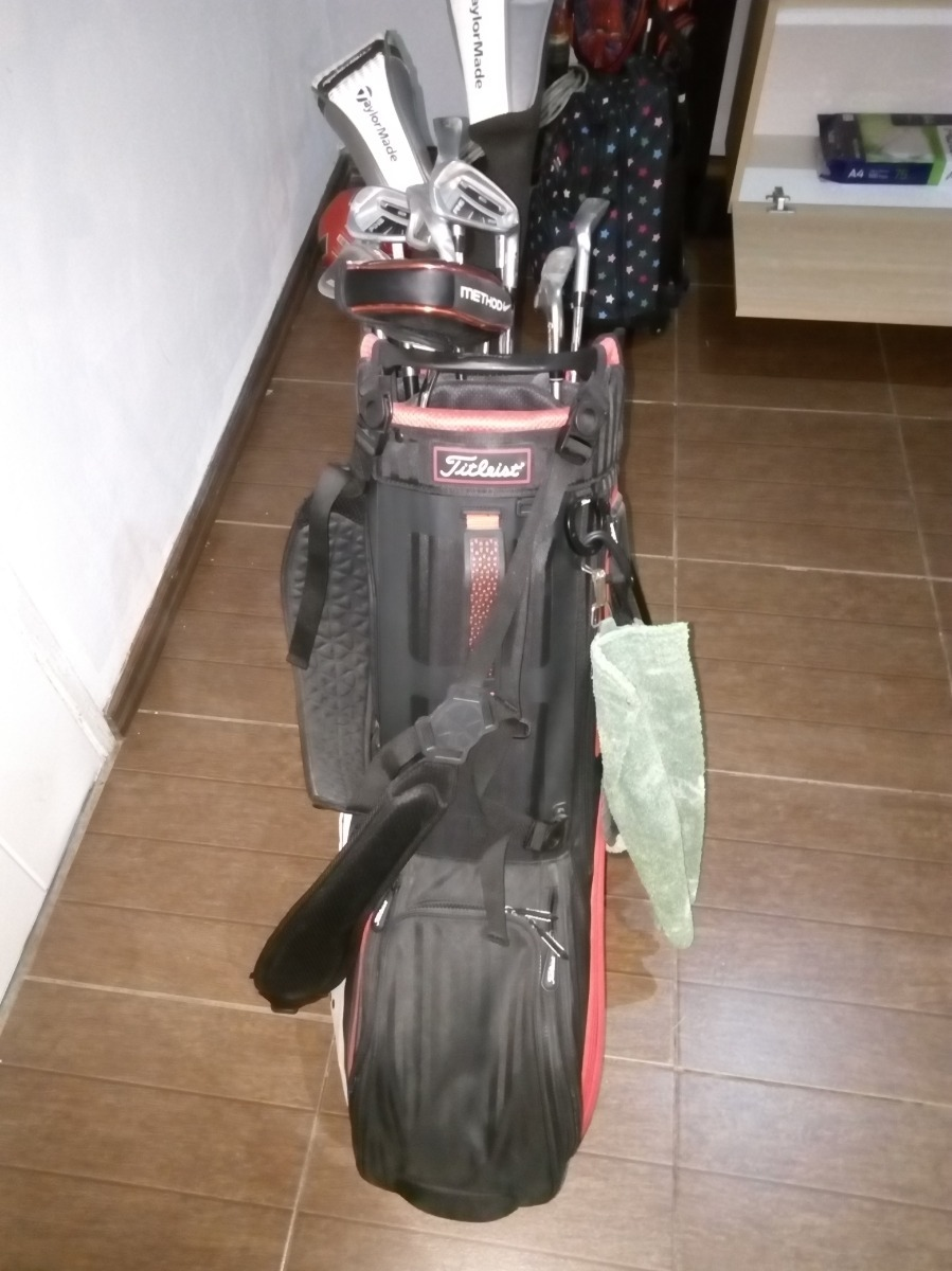 a25d748b98d4f equipo de golf completo ping taylormade titleist. Cargando zoom.