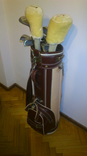 equipo de golf femenino chamois