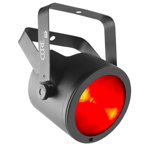 equipo de iluminación, chauvet dj corepar 80 usb