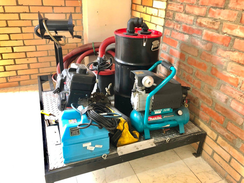 equipo de lavado automotriz industrial