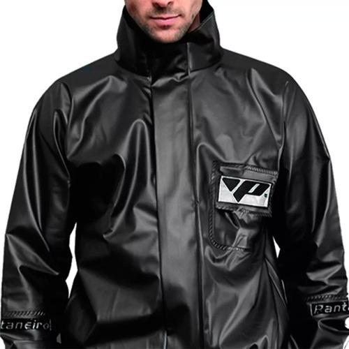 equipo de lluvia para moto pantaneiro 100% impermeable