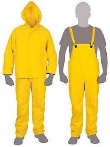 equipo de lluvia pilot amarillo truper talle s