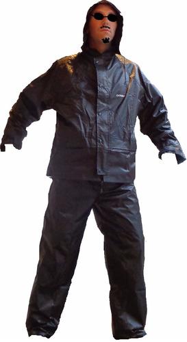 equipo de lluvia traje pantalon chaqueta moto caza pesca